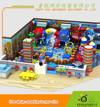 Durable popular use fun indoor play areas euro kids indoor playground equipment