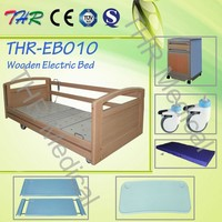 THR-EB010 Hospital wooden home care bed