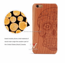 plain wooden phone cases.wooden phone covers for iphone,mobile phone accessories
