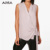 China Factory Latest Design Summer Tops Sleeveless Women Fashion Blouses