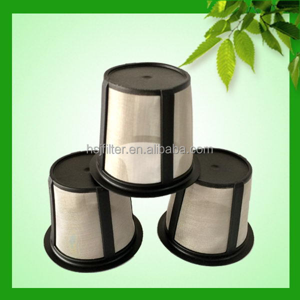 Refillable black coffee capsule Keurig K-cup coffee brewer dining sets