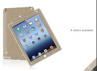 2013 newest hot-selling carbon fiber sticker for ipad5