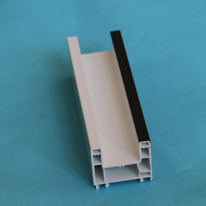 Quality Double Glazing Bead PVC Profile for Doors & Windows/U-shape Plastic Extrusion Profile