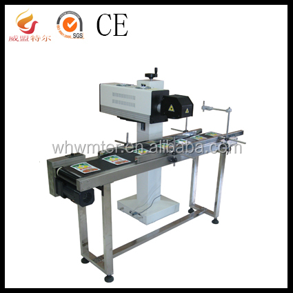 Co2 laser printer ,laser date inkjet coder ,laser printer for food plastic bags