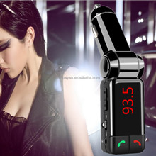 Bluetooth Car FM Transmitters MP3 with double usb