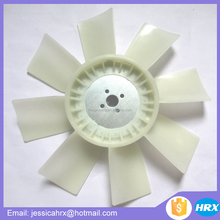 Forklift parts for Yanmar 4TNV94 fan blade 8 blades cooling fan