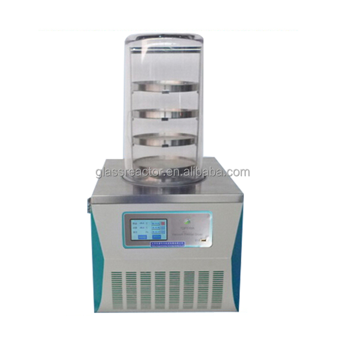 Topt 10A CE Lab lyophilizer Freeze Dryer /Toption home used vacuum freeze dry food machine TOPT10A