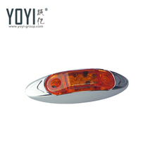 YS211 Semi Truck Green Led Side Marker Light