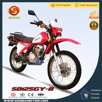 Super Power High Quality 125CC Street Legal Dirt Bike for Cheap Sale XL185 SD125GY-B