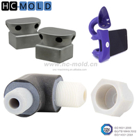 Dongguan OEM high quality vacuum casting parts silicone mould plastic rapid prototype