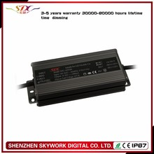 shenzhen ROHS Light weight 50w 24v led driver