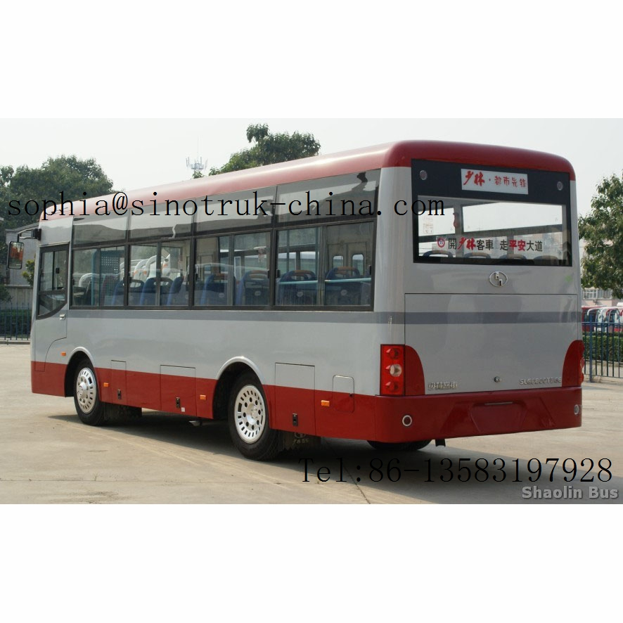 30 seats used hino bus city bus