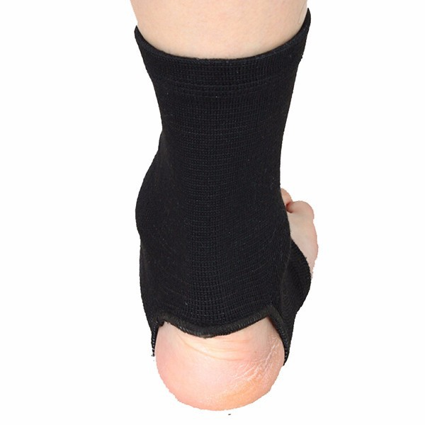 knitted elastic Breathable professional sport ankle brace