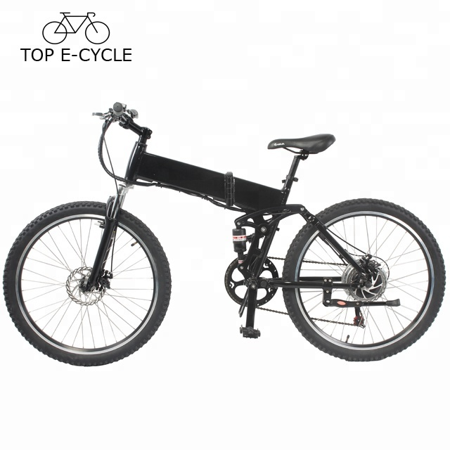 Top/OEM brand China Manufacturer EN15194 <strong>CE</strong> 36V 250W Green Fast Electric Mountain Bike
