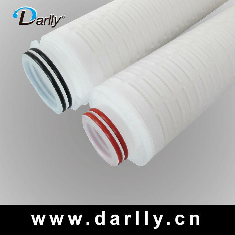 0.22 micron pes water chemical industry filter cartridge