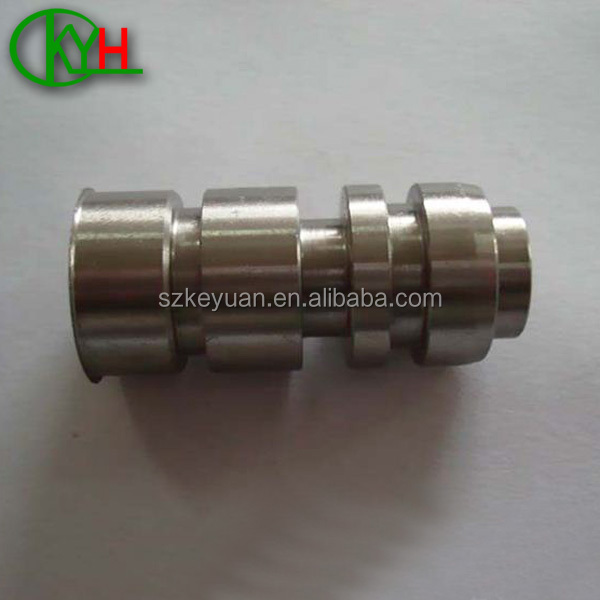 Professional cnc machined, cnc turning small metal parts customized