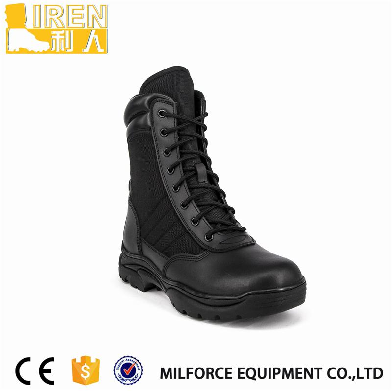 High quality outsole army riding boots with high quality