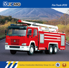 XCMG original manufacturer JP20 size of electric fire truck