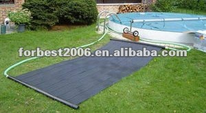 hotsale EPDM solar heater collector for swimming pool
