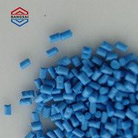 blue color masterbatch for lldpe & hdpe film top quality master batch