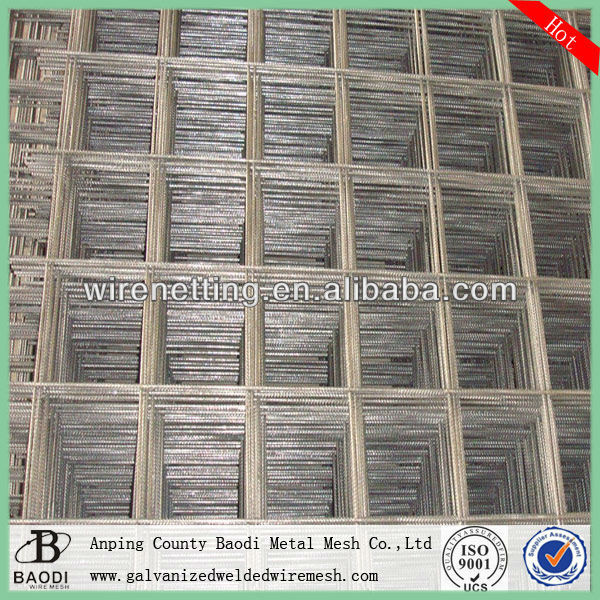 Rebar Welded Wire Mesh For Concrete Reinforcement