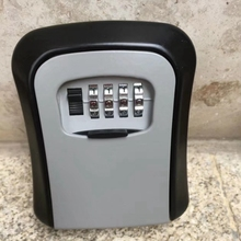 High Quality 4 Digit Real Estate Combination Lock Box Keys safe Box