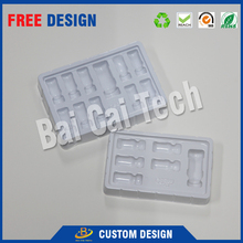 Cheap customized high quality medication blister packaging clamshell pack pills