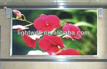 Any size good density viewing cheap price p4/p5/p6 small indoor led display screen