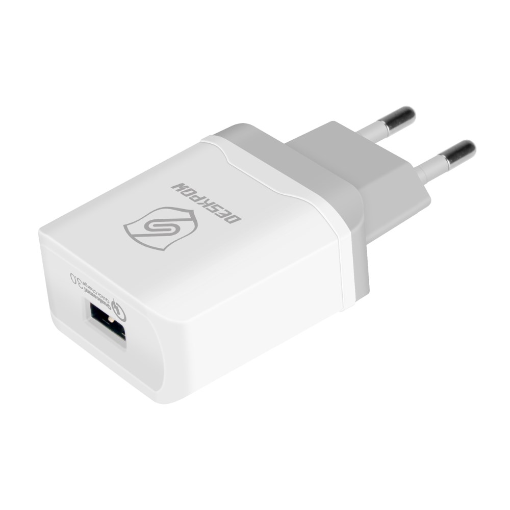 CE FCC RoHS Certified Top Quick Quality 6V 3A EN Plug Wall Charger