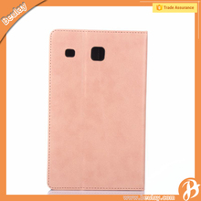 Colorful leather cover for Samsung Galaxy Tab E 9.6 tablet case