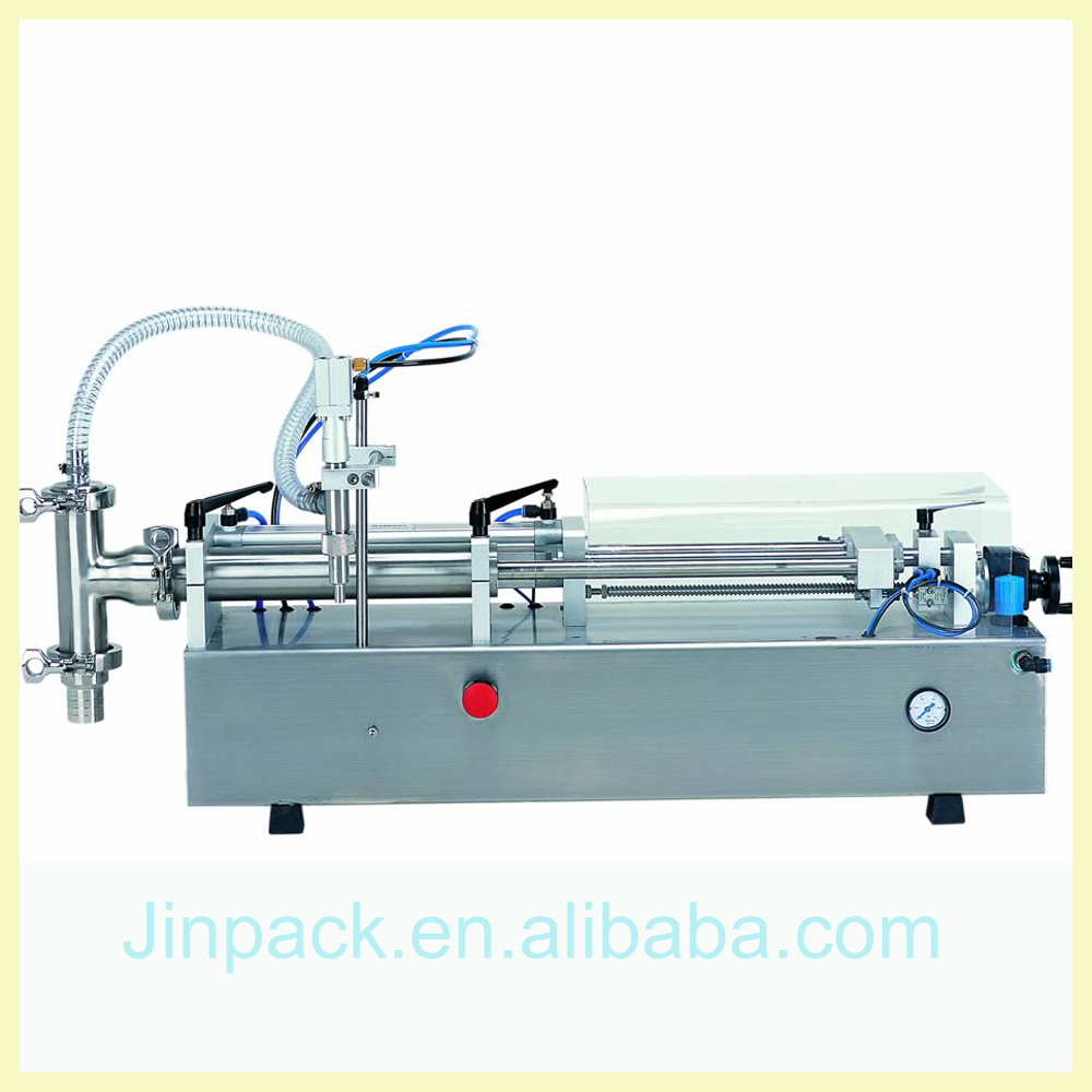 China factory high efficient semi-automatic carbonated beverrage filling machine