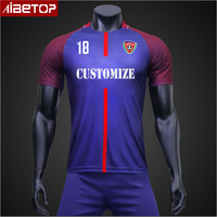 Wholesale blank thai quality custom sports jersey new model usa soccer jersey american football jersey pattern 2017