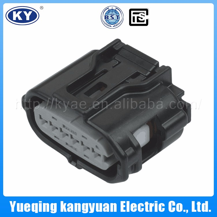 Factory price waterproof 3 pin cable connector