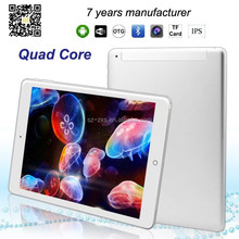 Alibaba cheapest android phone 9.7 inch A33 quad core android 4.4 tablet 16GB rom IPS screen metal cover tablet