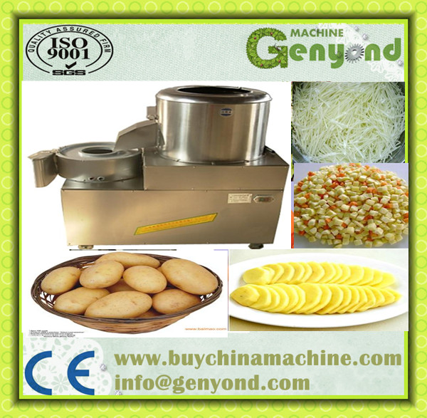 Fully Semi Automatic Fresh Potato Chips Machine/Automatic Potato Chips