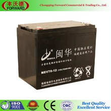 Hot sale 12v 70ah battery powered tricycle,battery for electric tricycle