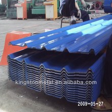 Carbon Steel Color Corrugated Iron Sheets Price of low price