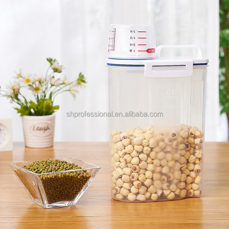 2.5L High Quality Rice Storage container