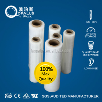 Antistatic Floor Protective Plastic Film Jumbo Roll Stretch Film