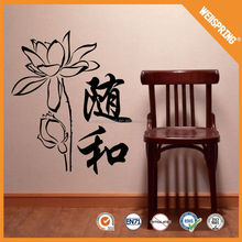 China supplier adhesive wall sticker reflective home decal hot sale in USA