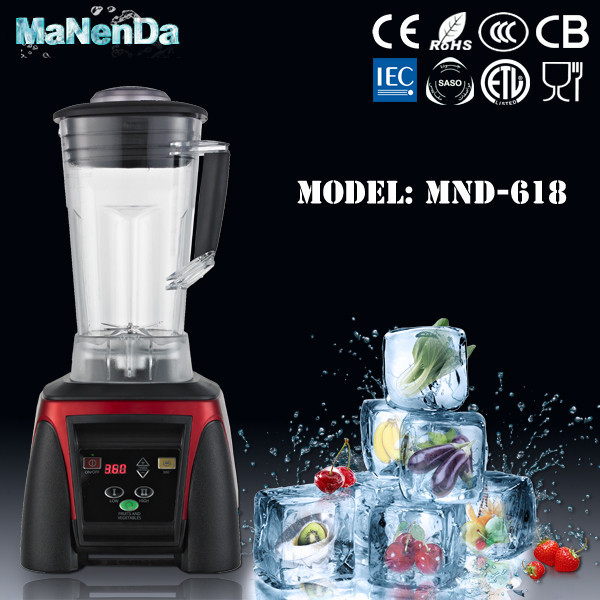 New Arrival 220V/50Hz 27000-38000RPM 2200W Baby Food Steamer And Blender