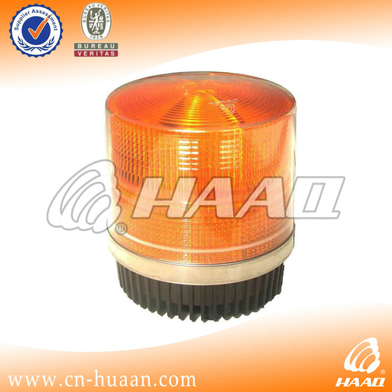 Police Six-Strobe LED roof Lamp