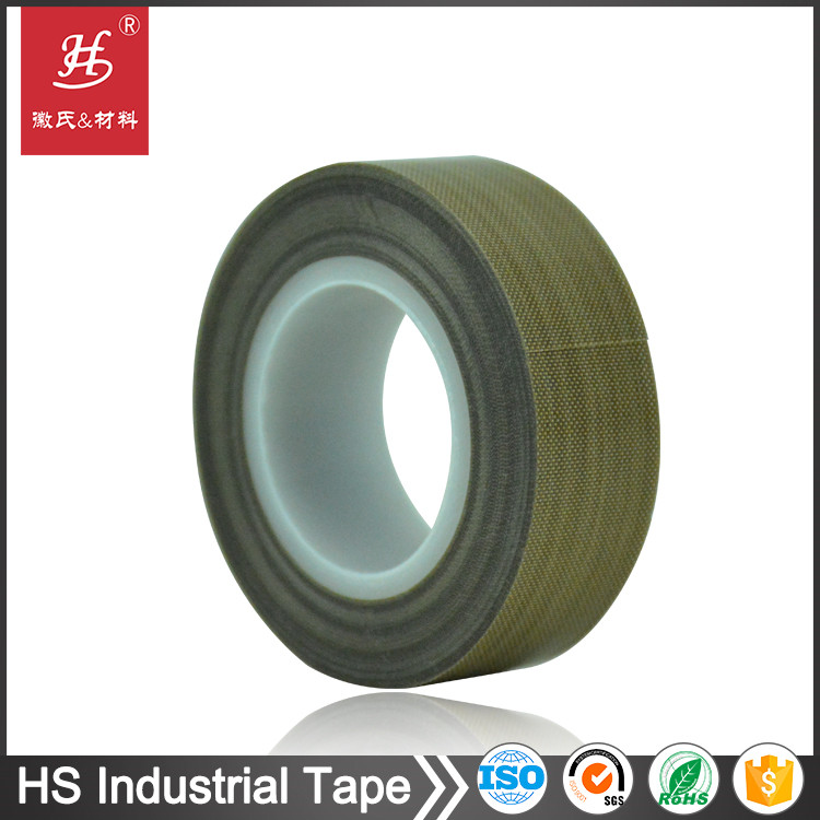 Silicone Adhesive PTFE Teflon Cloth tape plant With ISO SGS Certifications