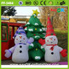 air blower inflatable christmas snowman christmas inflatable tree
