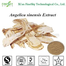 Natural Dong Quai extract, Angelica root extract Ferulic Acid 98%