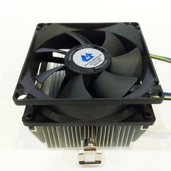 low profile cpu cooler aluminum amd am3 socket tiny cpu cooling fan
