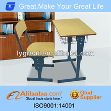 Multi-function cheapest child study table and chair