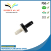 1/4'' ABS Silicone Small Plastic one way valve for Aquarium Fish Tank System