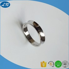 High speed CNC turning custom machining stainless steel auto ring parts