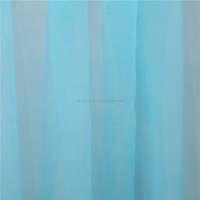 Manufacturer cheap dacron 100 % polyester brushed knit pongee lining fabric for shopping bags